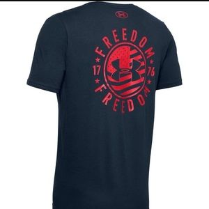 Under Armour Tried and True USA Freedom T-Shirt